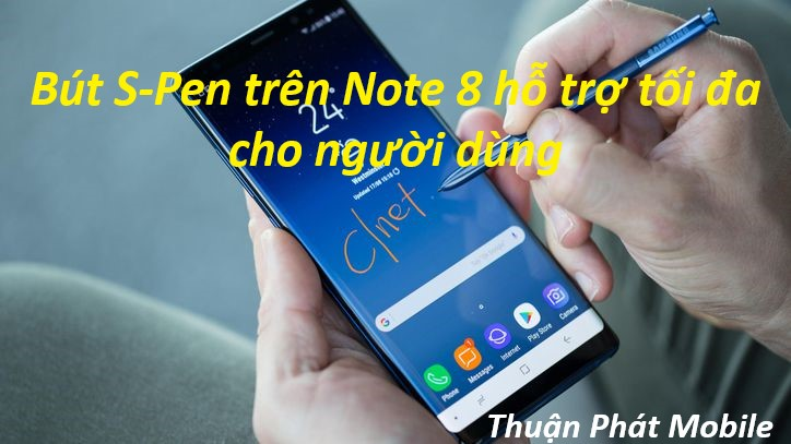 Chọn Samsung Galaxy Note 8 hay iPhone X