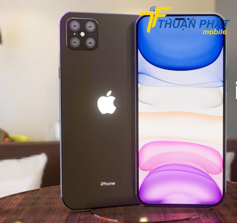 Thay cảm ứng iPhone 12 Pro Max