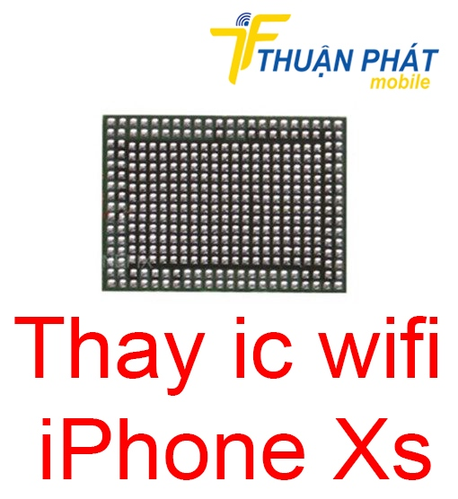 Thay ic wifi iPhone Xs