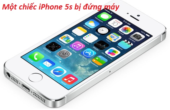 iphone 5s bi dung may