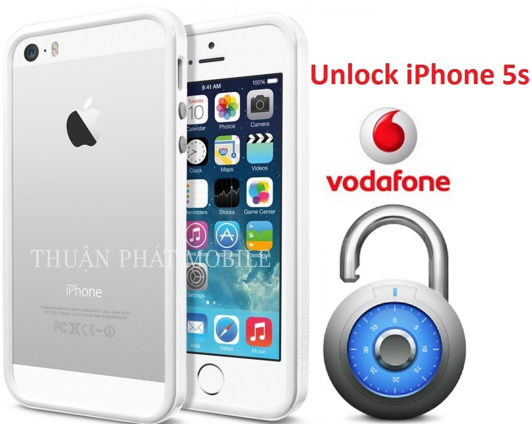mua code unlock iphone 5s vodafone chinh hang