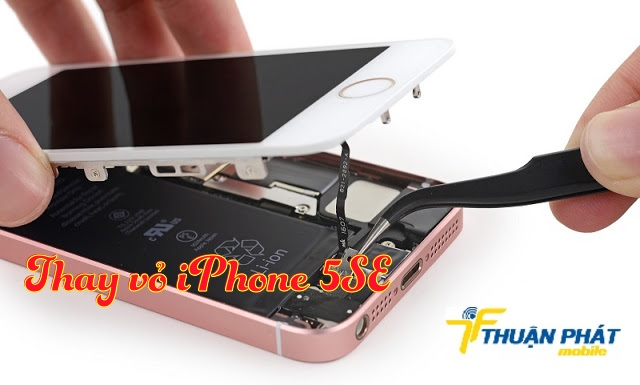 thay vo iphone 5 se