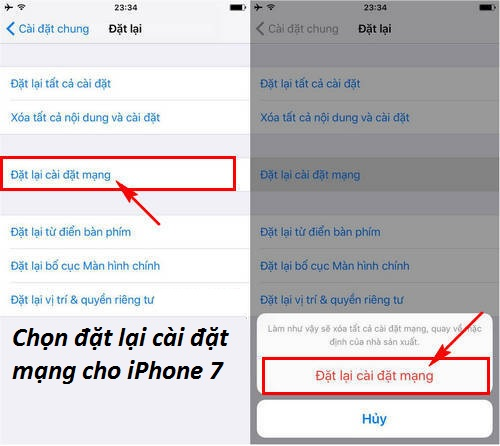 dat lai cai dat iphone 7 bi mat song 3g 4g