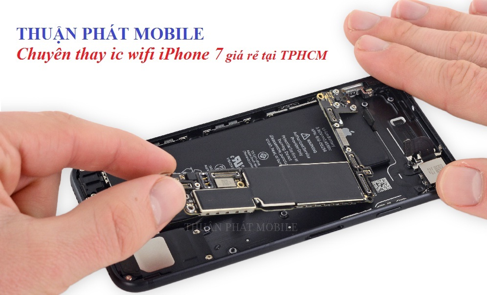thay ic wifi iphone 7