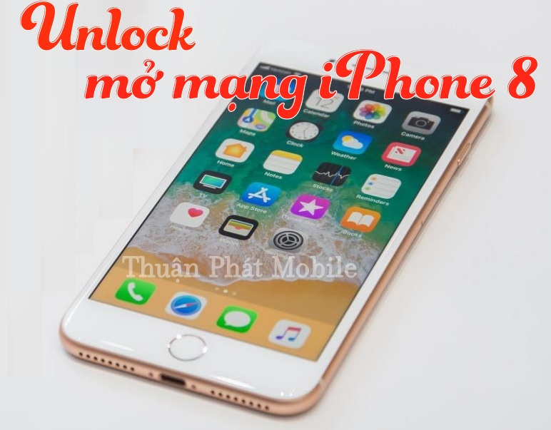 unlock mo mang iphone 8