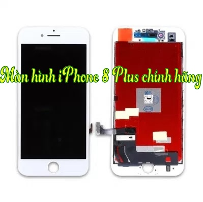 thay man hinh iphone 8 plus chinh hang