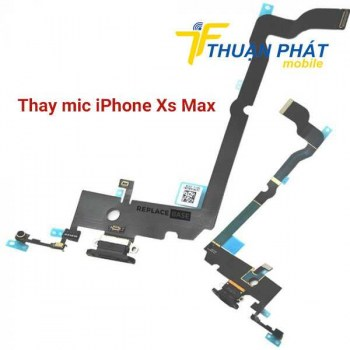 thay-mic-iphone-xs-max